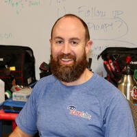 Daniel Shearon, IcareLabs Maintenance Manager