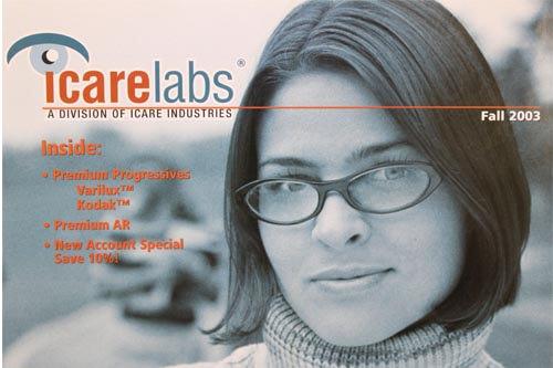 IcareLabs Fall Catalogue 2003