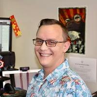 Nick Kidd, IcareLabs Sales and Marketing Coordinator