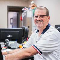 Scott Lattimer, Director of Operations