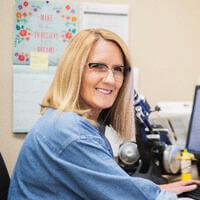 Sue, Order Processing Coordinator