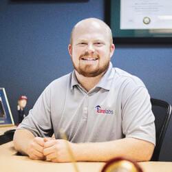 Tyler Payne, Executive VP of IcareLabs
