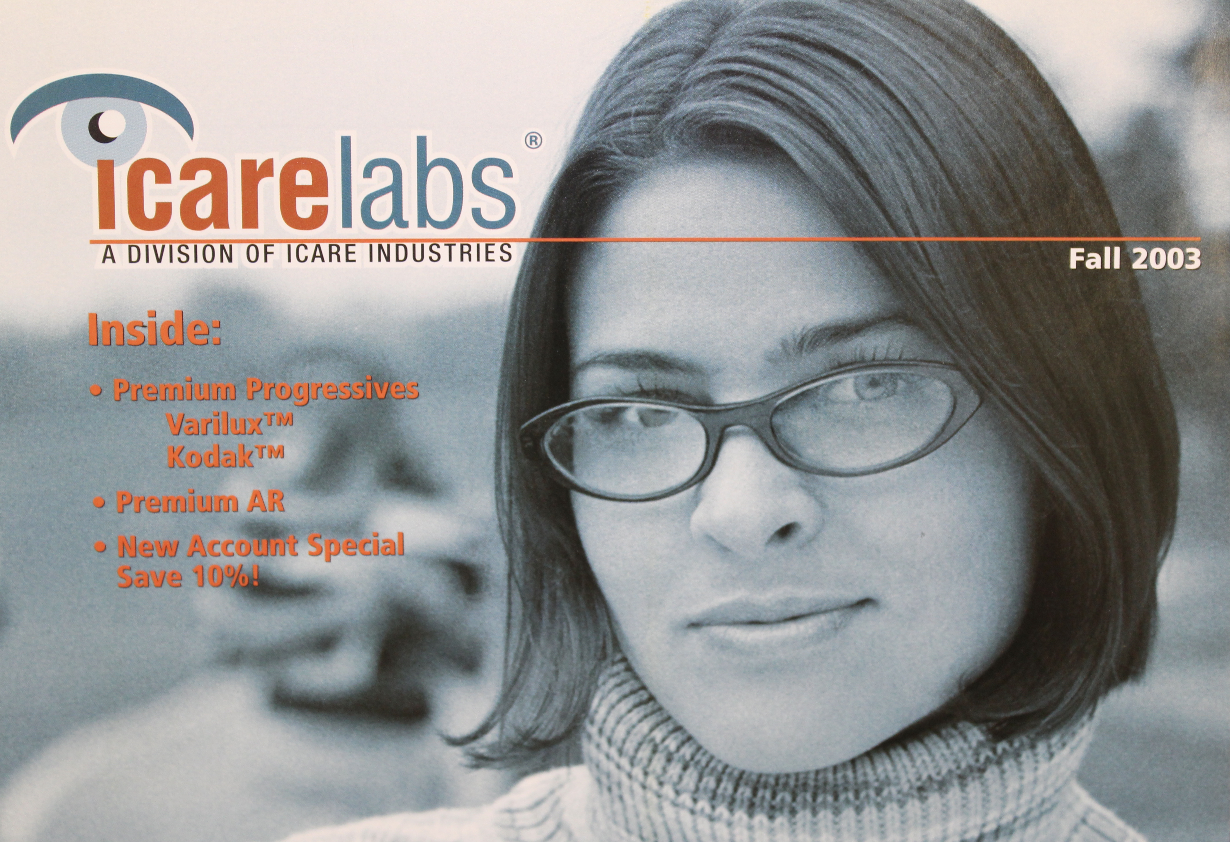 IcareLabs 2000s Fall 2003 Picture