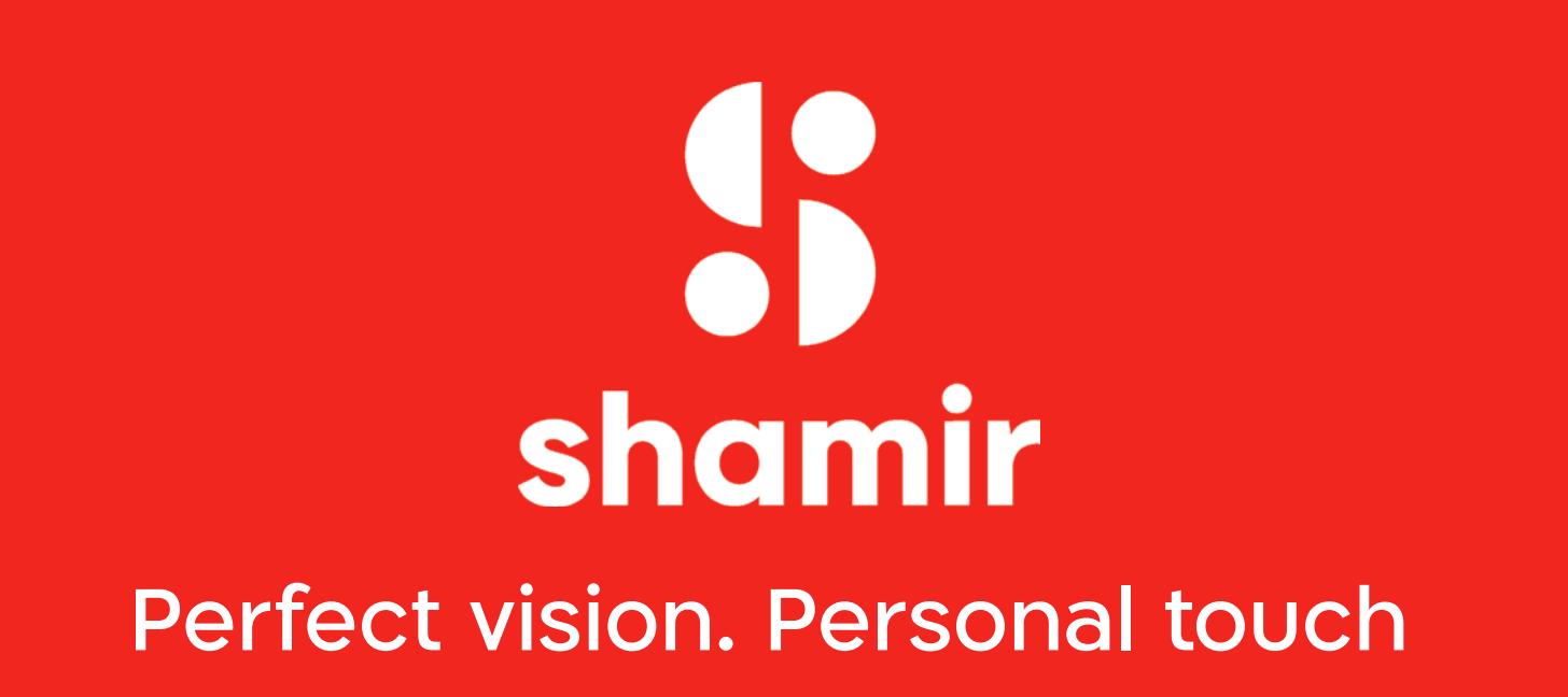 Shamir lenses available at IcareLabs